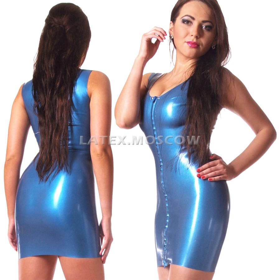DL0011 Mini-dress one-color