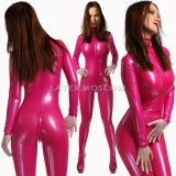CA0003 Latex Catsuit N3 with foot