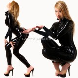 CA0005 Latex Catsuit womens