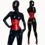 CA0015 Latex Catsuit womens TOTAL