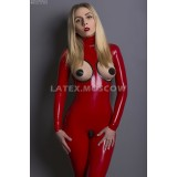 CA0065 Latex Catsuit womens N65