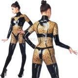 CA0079 Latex Catsuit womens UNDERWE HIPER