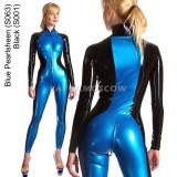 CA0089 Latex Catsuit DUET-2 unisex