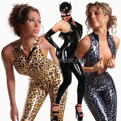 CA0149 Latex Suit Light CATWOM womens