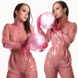 CA3076 Latex Pajamas GOODNI Unisex