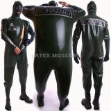 CA4050 Latex Inflatable Suit NOVITCHOK unisex