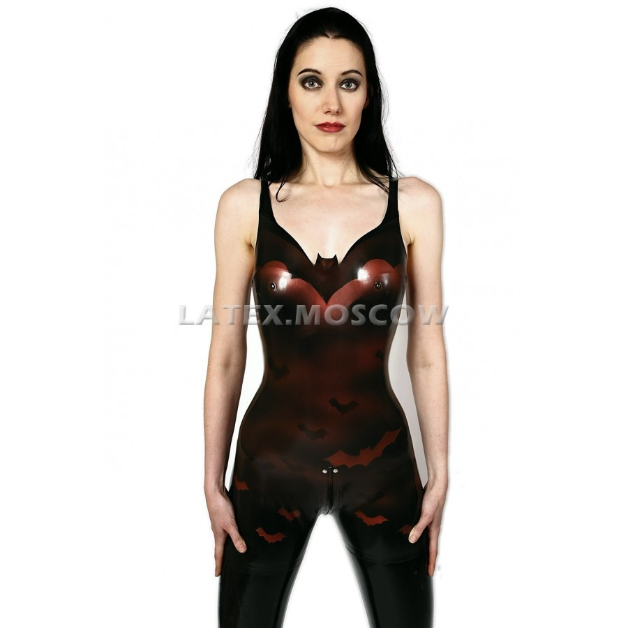 CL1112 Latex Overall Bat-Bat