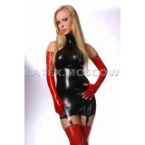 YL0204 Latex Gloves Long Fingerless