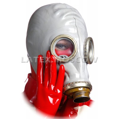 AS9001 Gas Mask Grey