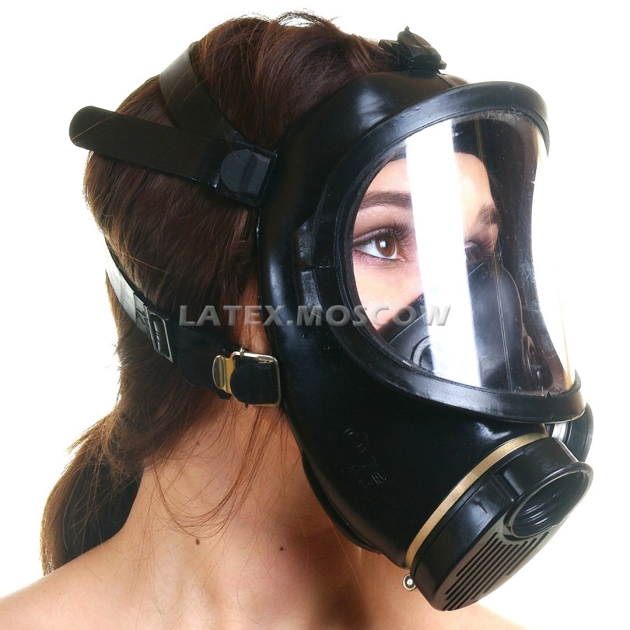 AS9012 Gas Mask full face