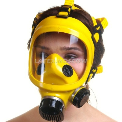 AS9013 Gas Mask full face