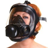 AS9014 Gas Mask full face