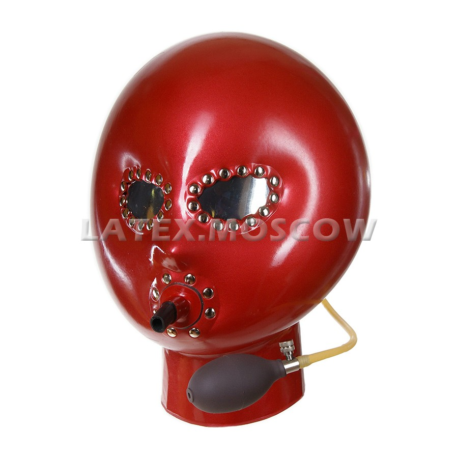 ML0504 Latex Inflatable Mask