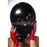 ML0505 Latex Inflatable Mask