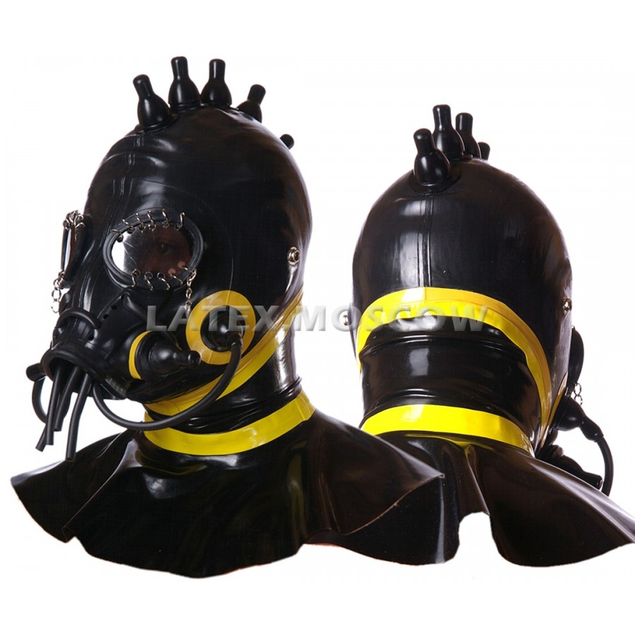 AS9022 Rubber Mask