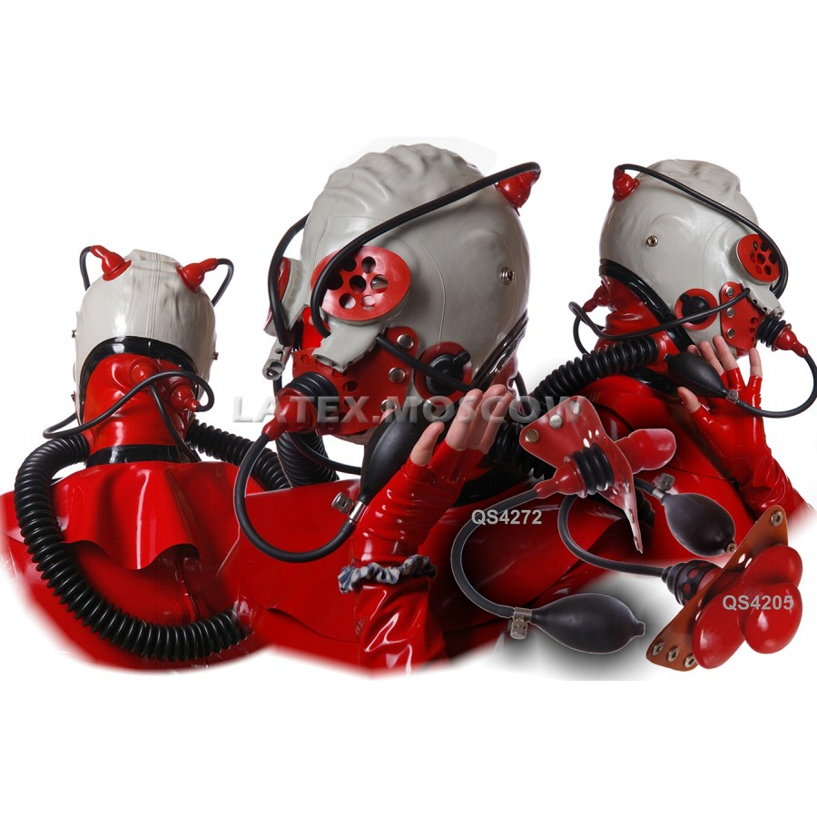 AS9025 Rubber Mask
