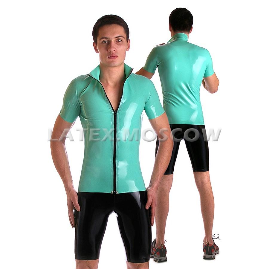 RA0058  Zipper Shirt