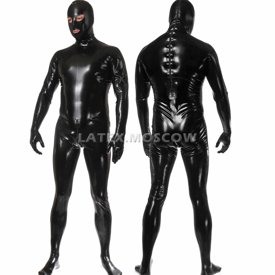 RA8181 Latex Full enclosure suit