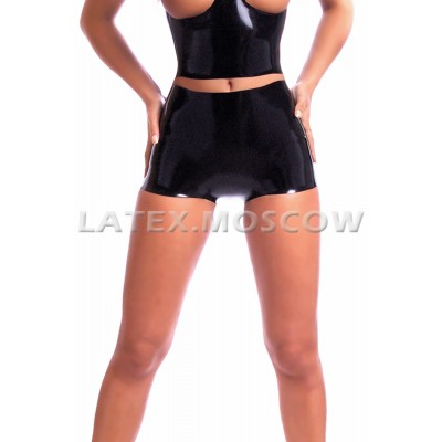GA0001 Latex panties custom builder