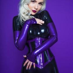 Photo: Violet