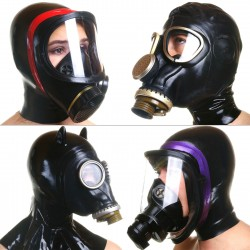 Gas masks section updated
